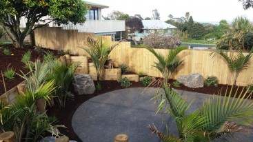 Landscaping Project Maketu